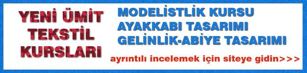 Yeni Ümit Modelistlik Kursu Eğitimleri